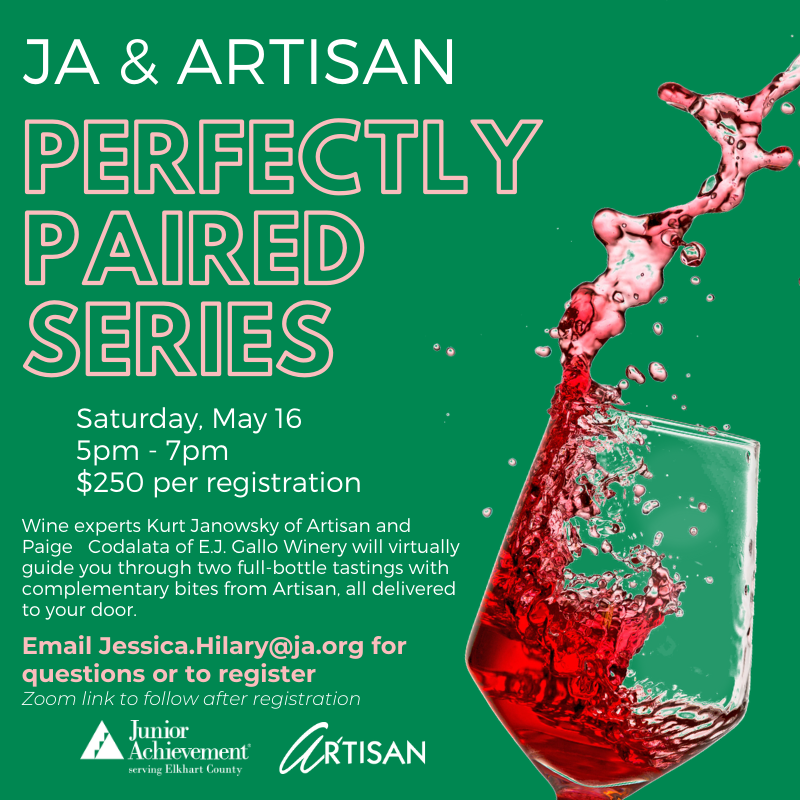 JA Elkhart & Artisan Perfectly Paired